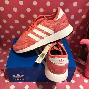 NWT pink Adidas Originals